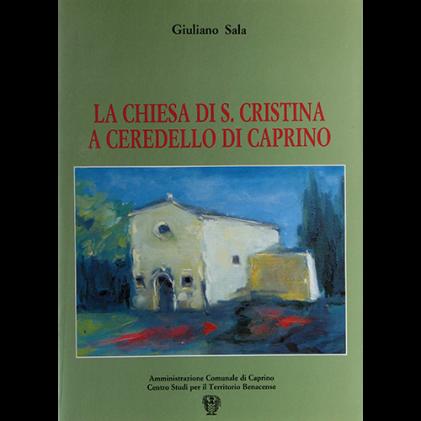 La chiesa di S. Cristina a Ceredello di Caprino