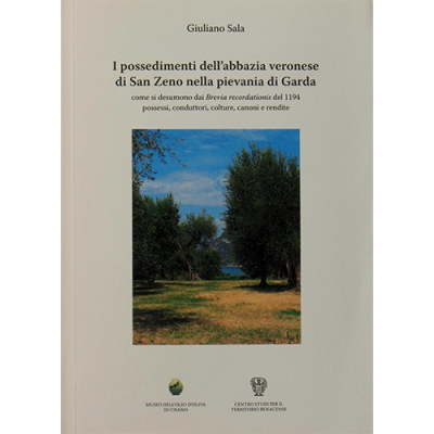 I possedimenti dell'abbazia veronese di San Zeno nella pievania di Garda