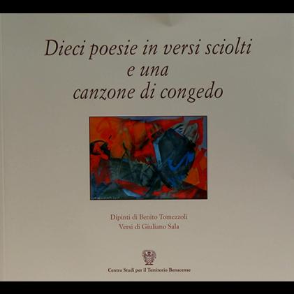 Dieci poesie in versi sciolti e una canzone di congedo