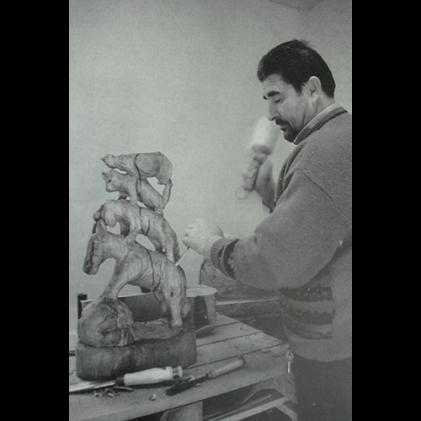 Lorenzo Girardi, nella tradizione dei calafati