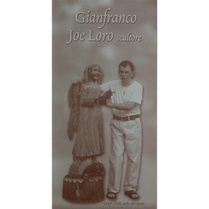 Gianfranco Joe Loro scultore