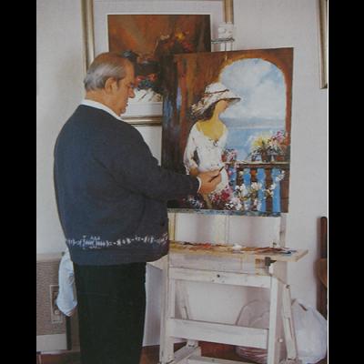 Armando ed Ettore Peroni, fratelli nel sangue e nell'arte