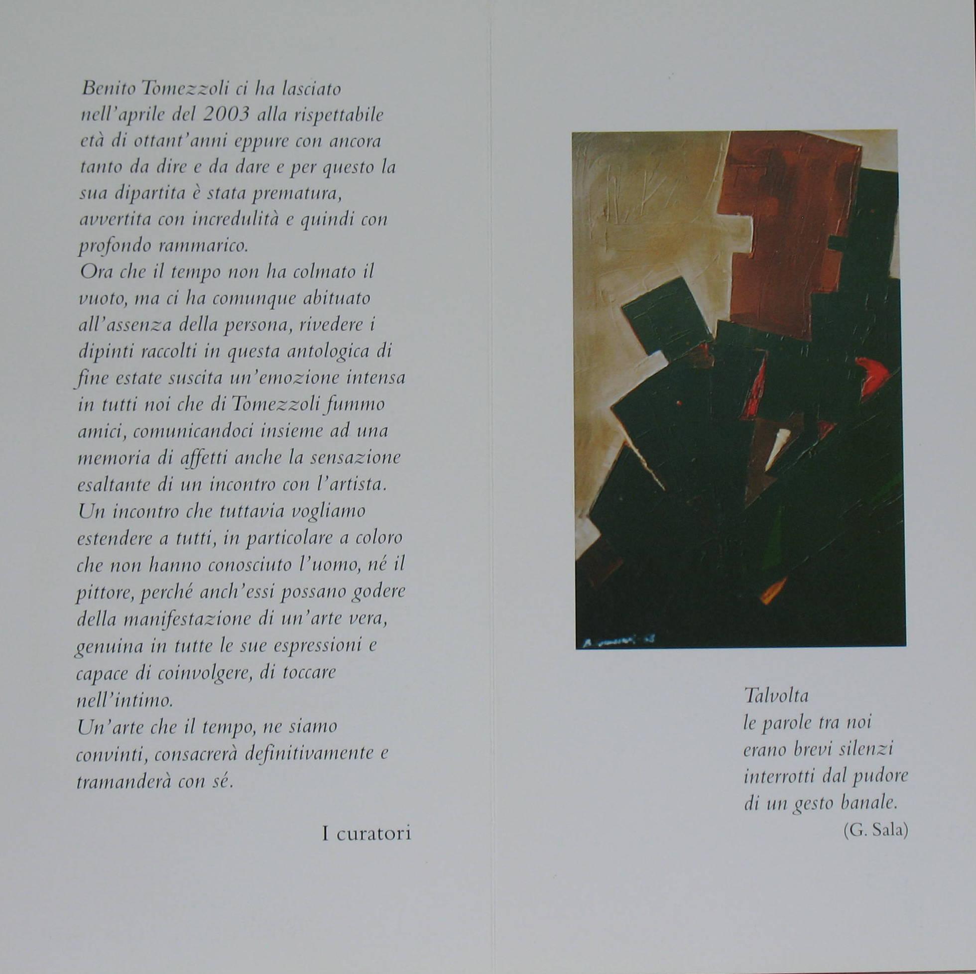 Benito Tomezzoli