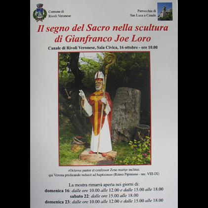 Il segno del Sacro nella scultura di Gianfranco Joe Loro